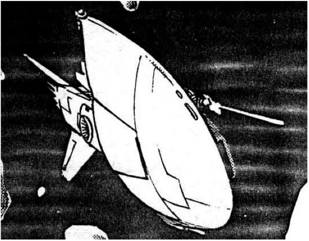 Wander-Class Jump Freighter