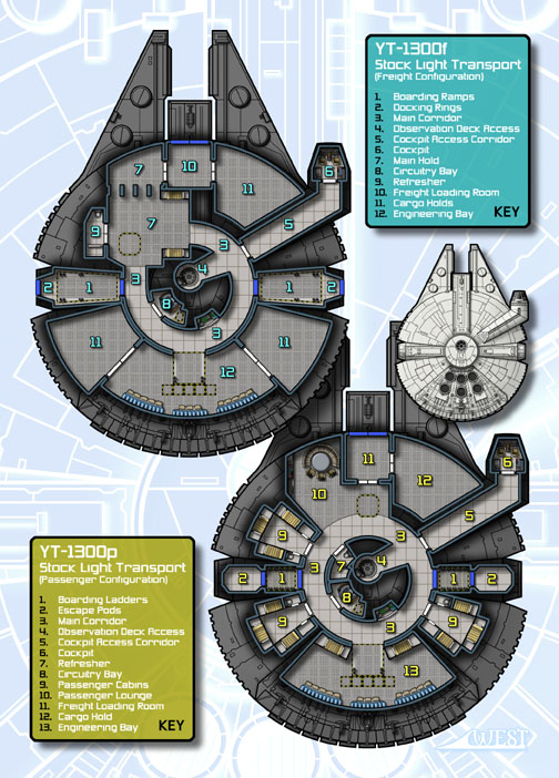YT-1300 Floor Plan